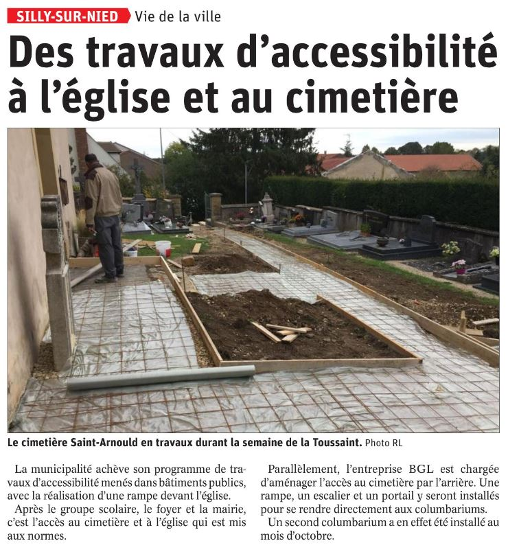 RL 2019 10 30 Travaux accessibilite
