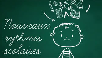 Ecole 11 rythmes scolaires 2017