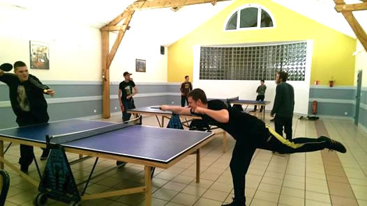 Jeunesse Silloise Ping Pong
